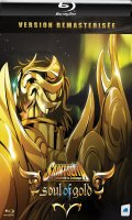 Saint Seiya - soul of gold - intégrale - blu-ray collector