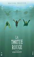 La tortue rouge - collector prestige