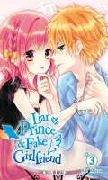 Liar prince & fake girlfriend T.3
