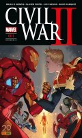 Civil war II T.1 - couverture A