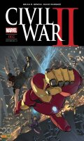 Civil war II T.2 - couverture A