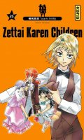 Zettai Karen Children T.25