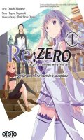 Re:zero - Re:life in a different world from zero - 1er arc T.1