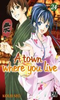 A town where you live T.24