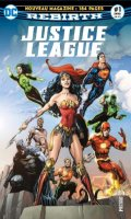 Justice league rebirth (v1) T.1