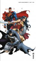 Justice league rebirth (v1) T.1 - variant