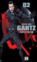 Gantz - perfect edition T.2