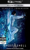 Ghost in the shell - blu-ray 4K