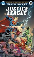 Justice league rebirth (v1) T.3
