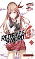 Red eyes sword Zero - Akame ga Kill ! Zero T.5
