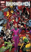 Inhumans Vs. X-Men T.3