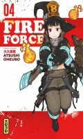 Fire force T.4