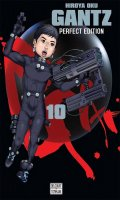 Gantz - perfect edition T.10