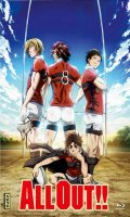 All out !! - saison 1 - intégrale - blu-ray