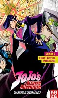 Jojo's bizarre adventure - saison 3 - Vol.1
