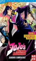 Jojo's bizarre adventure - saison 3 - Vol.1 - blu-ray
