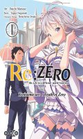 Re:zero - Re:life in a different world from zero - 3ème arc T.1