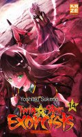 Twin star exorcists T.14