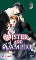 Sister and vampire T.3