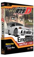 Initial D - 2nd stage Vol.2