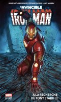Marvel legacy - Invincible Iron man T.1