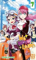 We never learn T.7
